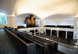 Newly Restored Church In London For Filming