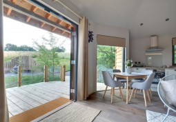 Kitchen, Diningroom, Bi-Fold Doors