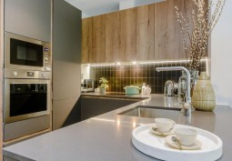 Kitchen (Electric/Induction Hob)