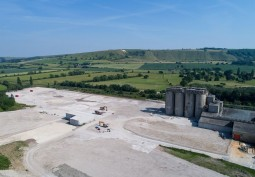 Quarry In Wiltshire For Filming