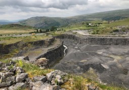 Limestone Quarry For Filming