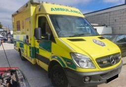 2021 Ambulance For Filming