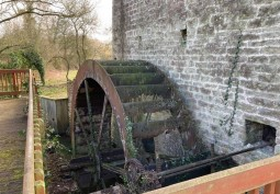 Water Mill And Mill Cottage For Filming
