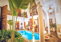 Traditional Moroccan Riad For Filming