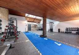 Gym Studio In London For Filming