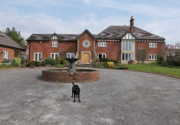 Large Detached Home With Land For Filming