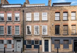 Georgian Townhouse For Filming