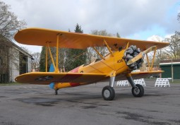 1941 Naval Aeroplane For Filming