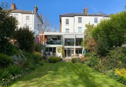 Modernised Victorian Home For Filming