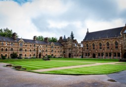 College In Oxfordshire For Filming