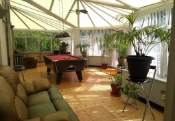 Games Room, Conservatory