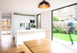 New Build Home In London For Filming