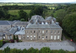 Georgian Mansion For Filming