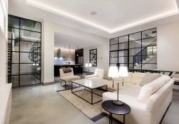 Contemporary Home In London For Filming