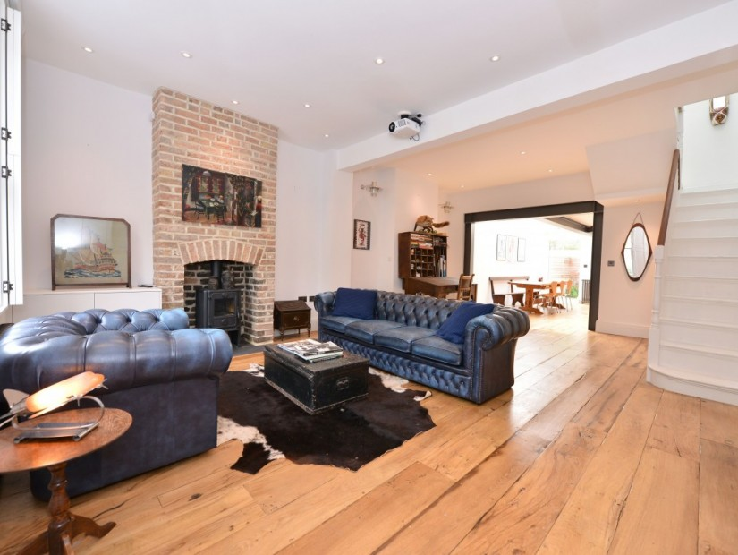 East London London Home With Original Features Available For Filming